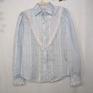 H bar C California Ranchwear Vintage Button Down